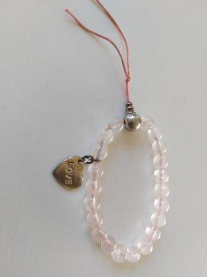 Bracelet en argent argenté-rosé