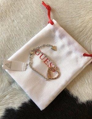 Armband Schmuck guess Silber Rose Gold Mode Armband accesoires neu Fashion