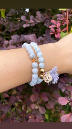 Armband Set Mandala Herz Quaste