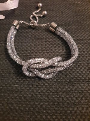 dekoster Braccialetto sottile argento