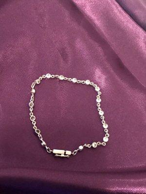 Armband Silber mit Zirkoniasteine