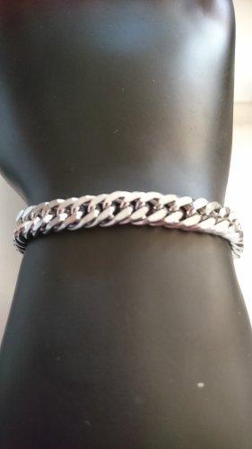Armband Steinles Steel 21 cm lang - 8mm breit.