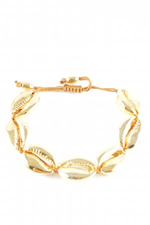 "Bracelet ""Tohum Armbandkette 24 kt. vergoldet"" doré"