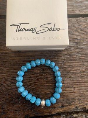 Armband Türkis/Blau