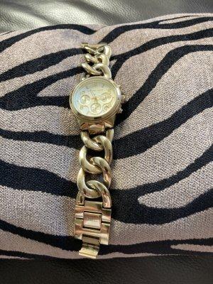 Armband Uhr Gelb Gold