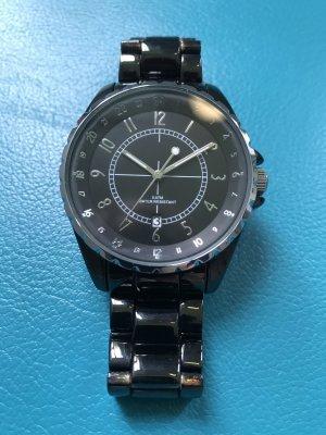 Armband Uhr schwarz