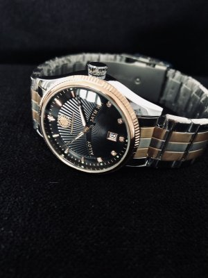 Armband Uhr von Constantin Durmont bicolor