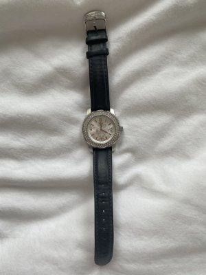 Armband Uhr von Timex mit Zirkonien