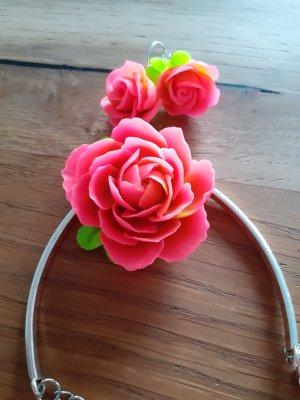 Armband und Ohrringe Handmade