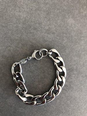 Fossil Bracelet en argent argenté