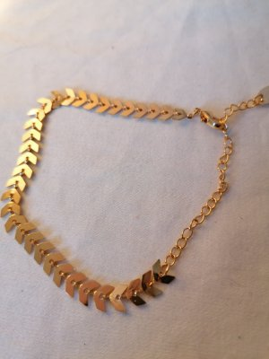 Gold Bracelet gold-colored
