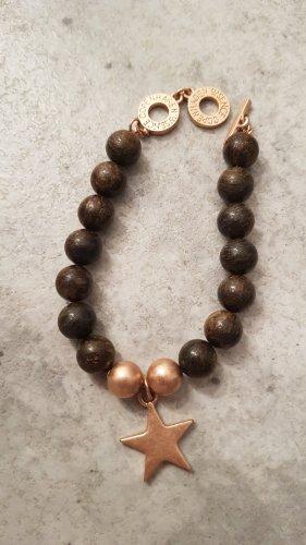 Sence Bracelet rose-gold-coloured-brown