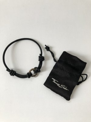 Thomas Sabo Bracelet black