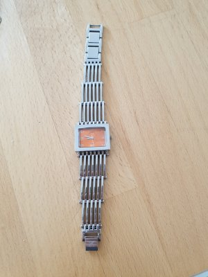 Orologio analogico argento