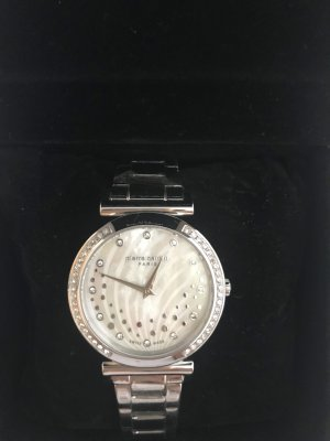Pierre Cardin Watch With Metal Strap silver-colored