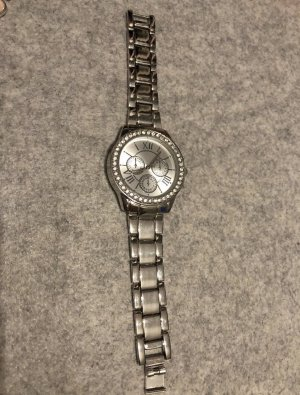 Avon Watch With Metal Strap silver-colored