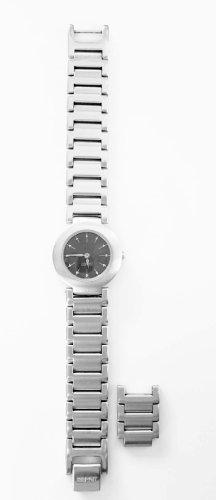Esprit Reloj con pulsera metálica color plata-gris antracita