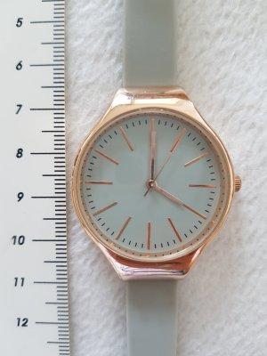 Bijou Brigitte Reloj analógico color rosa dorado-gris claro