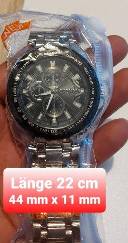 Armbanduhr aus Chirurgenstahl (ganz neu/ Original verpackt)