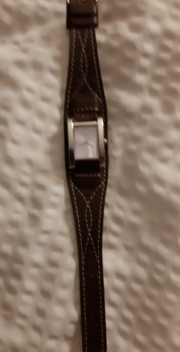 s.Oliver Chain Belt silver-colored-dark brown