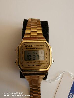Casio Analoog horloge goud