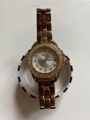 Folli Follie Reloj con pulsera metálica multicolor