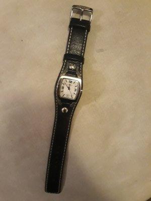 Armbanduhr Fossil schwarz