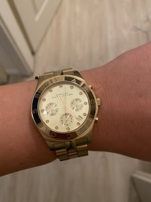 Armbanduhr Gold Marc Jacobs