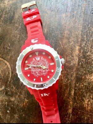 HV Polo Reloj digital rojo