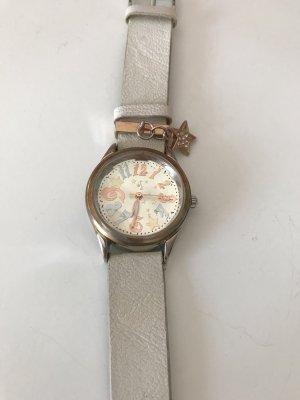 Armbanduhr in weiß