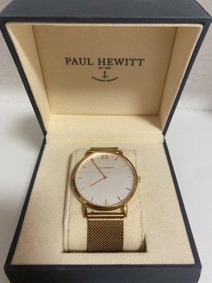 Paul Hewitt Analoog horloge goud