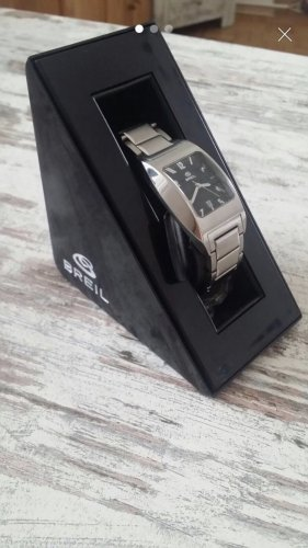 Breil Watch silver-colored