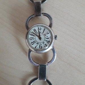 Adora Reloj automático color plata