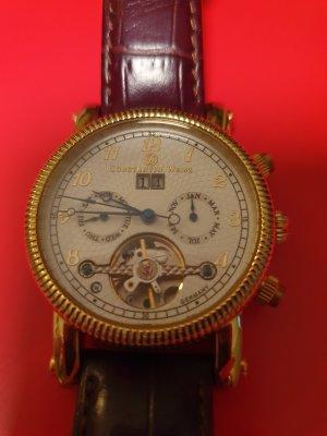 Zegarek automatyczny Wielokolorowy