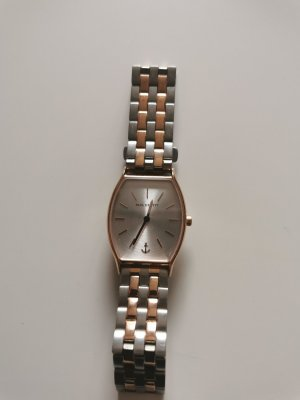 Paul Hewitt Watch With Metal Strap silver-colored-rose-gold-coloured