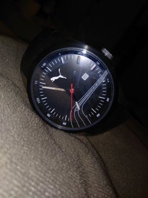 Armbanduhr von Puma