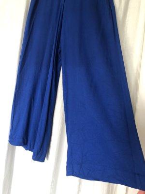 armedangels Pantalon palazzo bleu