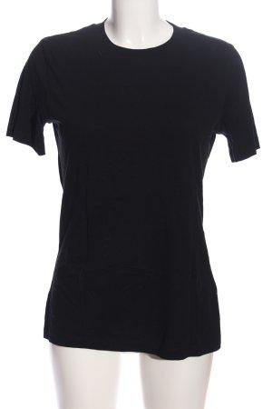 armed angles T-shirt noir style décontracté