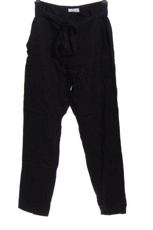 armedangels Baggy Pants schwarz Business-Look