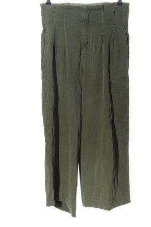 armedangels Baggy broek khaki casual uitstraling