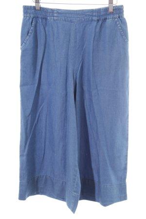armedangels Culottes blau Casual-Look
