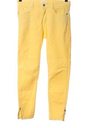 armedangels High Waist Jeans blassgelb Casual-Look