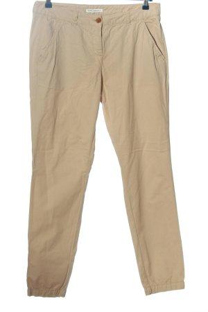 armedangels Pantalone chino bianco sporco stile casual