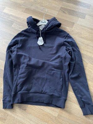 Armedangels Hooded Sweatshirt dark blue
