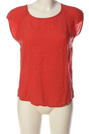 Armedangels Short Sleeved Blouse red casual look