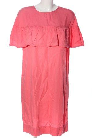 armedangels Abito a maniche corte rosa stile casual