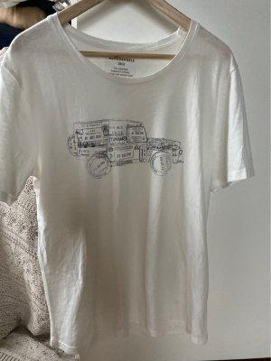 armedangels T-shirt bianco
