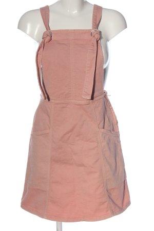 armedangels Minikleid pink-silberfarben Casual-Look