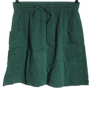 Armedangels Miniskirt green casual look
