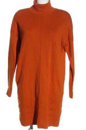 armedangels Swetrowa sukienka czerwony W stylu casual